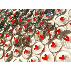 Hand Painted Love Stones